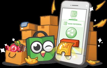Dapatkan Cashback Gratis Rp 20 000 Dengan Kode Referral Tokopedia