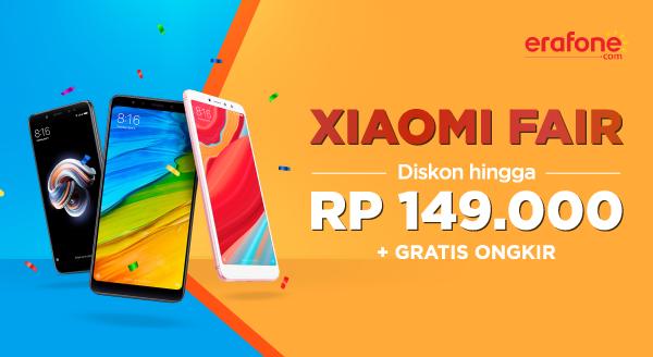 Xiaomi Diskon Hingga 149 Ribu