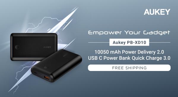 Power bank pintar untuk setiap gadget-mu!
