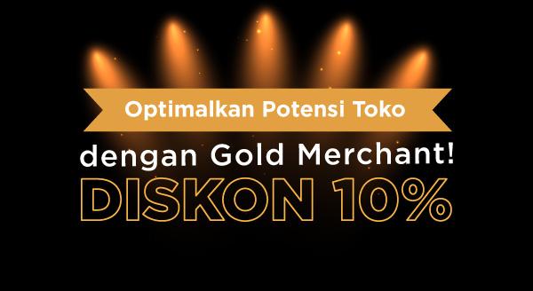 Ayo Langganan Gold Merchant Sekarang Juga!