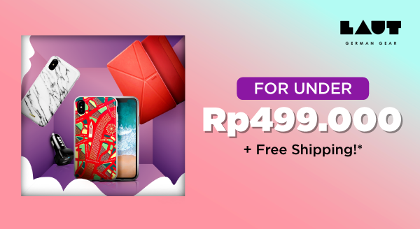 The Stunning Design for Your Device for Under Rp499.000