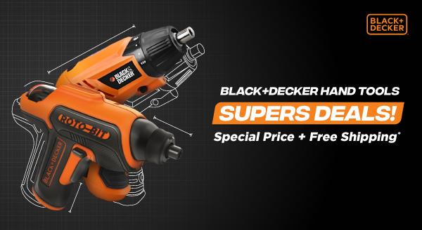 Super Best Deals for Black+Decker Hand Tools