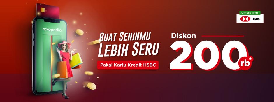Ngabuburit Lebih Irit dengan Diskon Rp200.000 dari HSBC