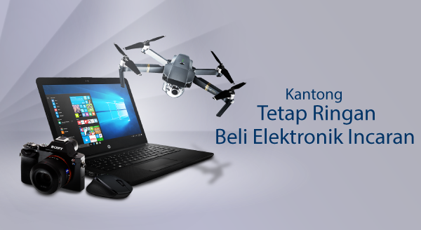 Beli Laptop, Kamera, Keyboard, dan Elektronik Ori lainnya gratis ongkir