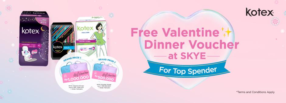 Valentine Sudah Dekat, Mau Makan Malam Eksklusif tapi Tetap Hemat?