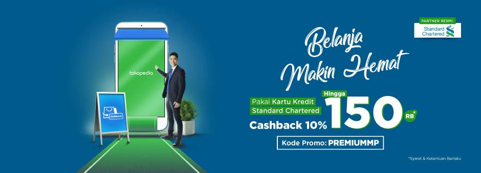 Ekstra Rezeki! Beli Ini Itu Pakai Kartu Kredit Standard Chartered Mastercard Premium