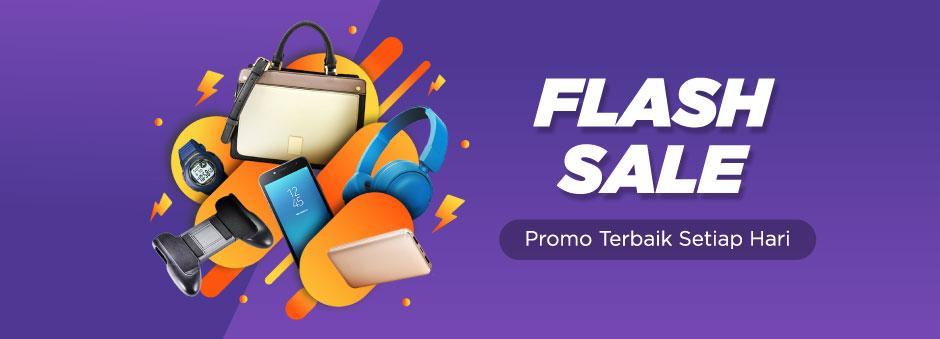 Flash Sale Tokopedia Nikmati Gratis Ongkir