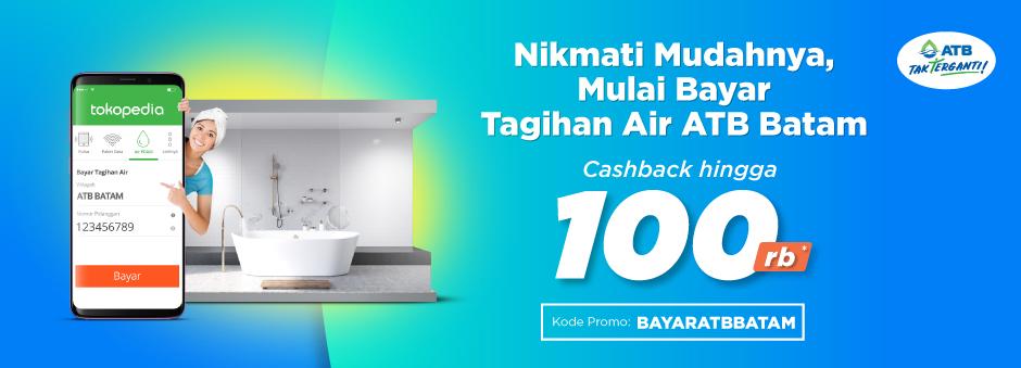 Praktis dan Hemat Bayar Tagihan Air ATB Batam!