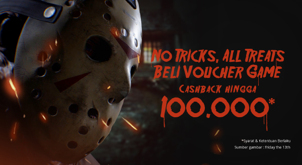 Diskon Steam Halloween Sale