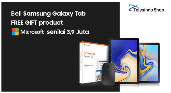 #AyoKebut Samsung Galaxy Tab