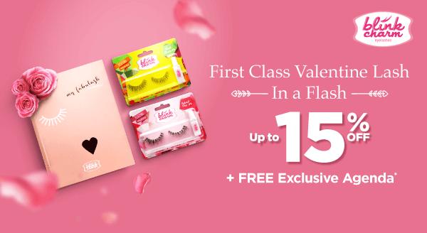 Rayakan Valentine Makin Lentik, Tinggal Klik Dapat Hadiah Cantik!