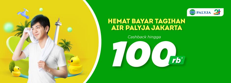 Hemat Bayar Tagihan Air Palyja di Awal Tahun!