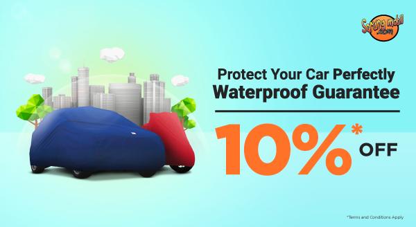 Diskon 10% untuk Lindungi Kendaraan Kesayangan!