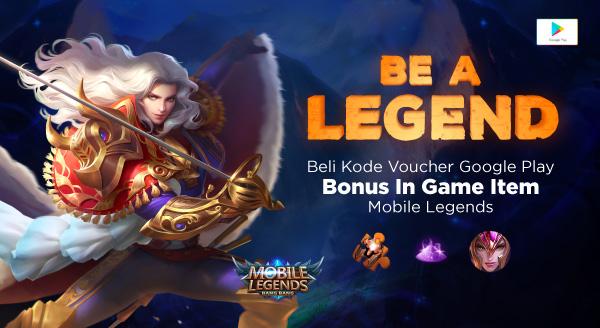 Ayo Jadi Legend di Mobile Legends!