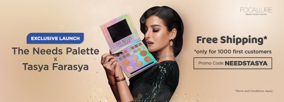 Dapatkan Semua Kebutuhan Makeup Palettemu di Sini!