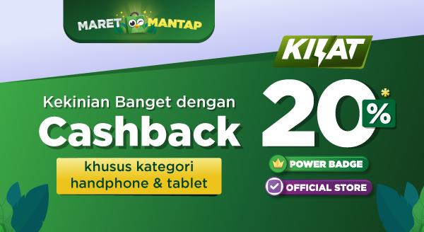 Promo Kilat Kategori Handphone Hanya di Tokopedia