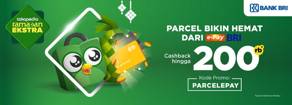 Belanja saat THR lebih hemat Pakai e-Pay BRI, Diskon hingga 200.000!