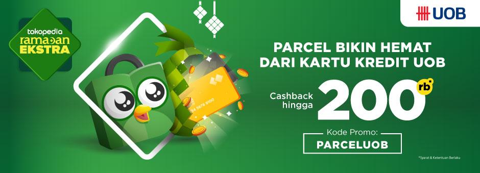 Belanja THR Dapat Cashback Rp200.000 Pakai Kartu Kredit UOB!