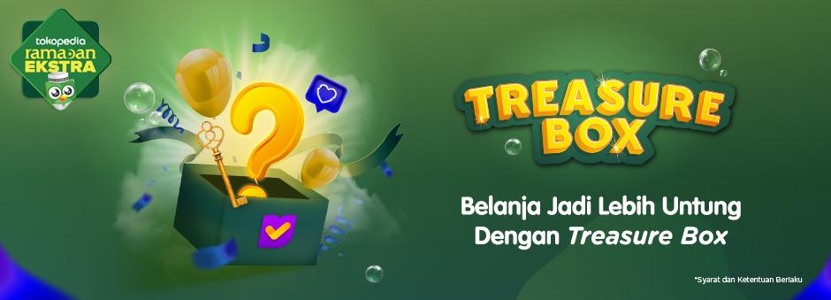 Treasure Box Official Store Spesial Ramadan, Lebih Hemat Lebih Untung!