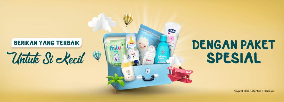 Promo Pure Baby untuk Kebutuhan si Kecil di Tokopedia!