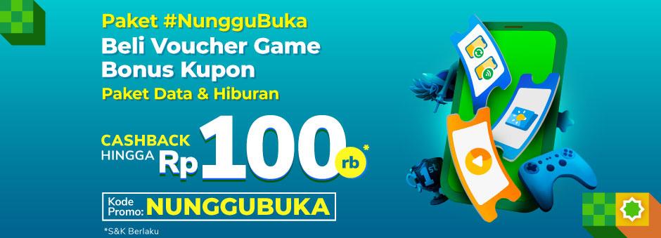 Paket Lengkap #NungguBuka 🥁