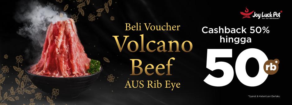 Beli Voucher Joy Luck Pot, Cashback s.d Rp50 rb