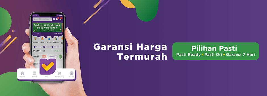 Official Store Garansi Harga Termurah