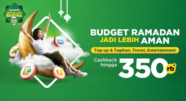 Promo Cashback Saat Bayar Berbagai Keperluan Jelang Ramadan