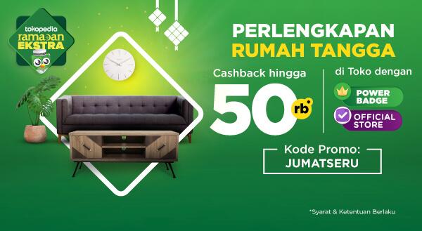 Promo Kilat Ramadan Ekstra Kategori Rumah Tangga