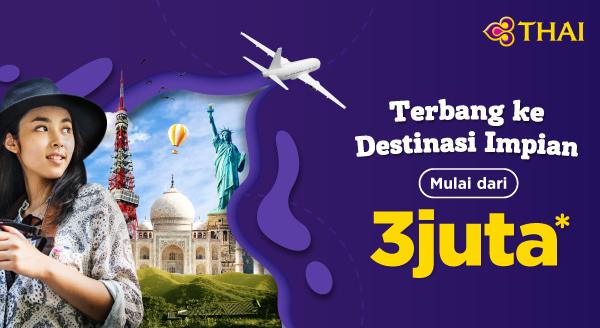Temukan Promo Tiket Pesawat Terbaru Di Tokopedia