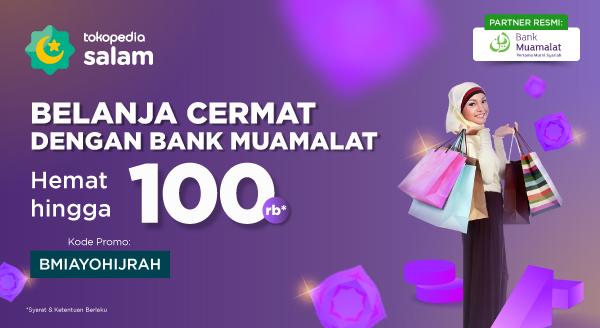 Berkah Belanja dengan Bank Muamalat