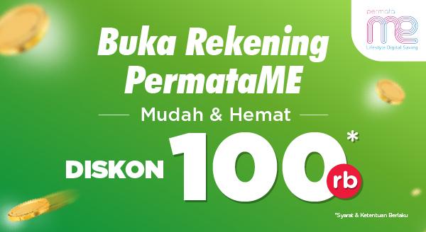 Harga Dapatkan Diskon Rp100.000 dengan Buka Rekening Onl