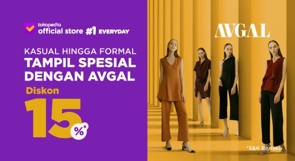 Harga Ladies, Update Fashion-mu dengan Koleksi dari Avga
