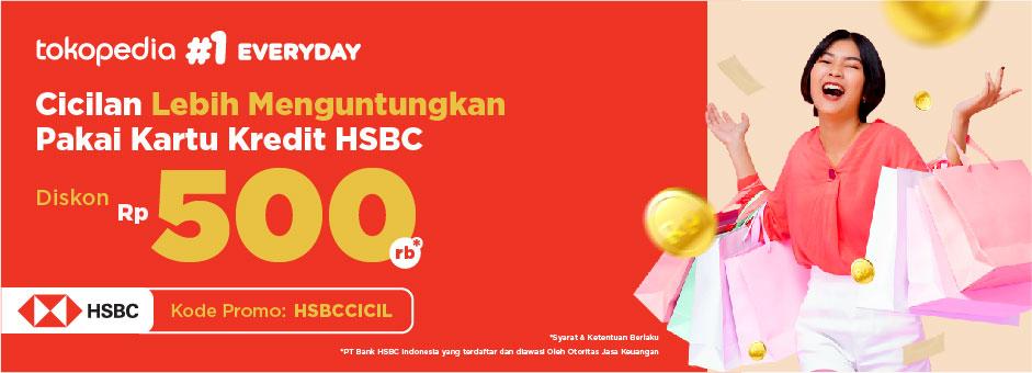 Cicilan Lebih Menguntung Dengan Kartu Kredit HSBC