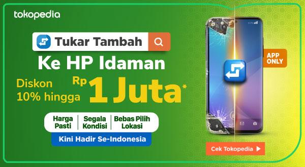 Promo Diskon: Tukar Tambah HP Kamu dan Dapatkan Diskon hingga Rp1.000.000!