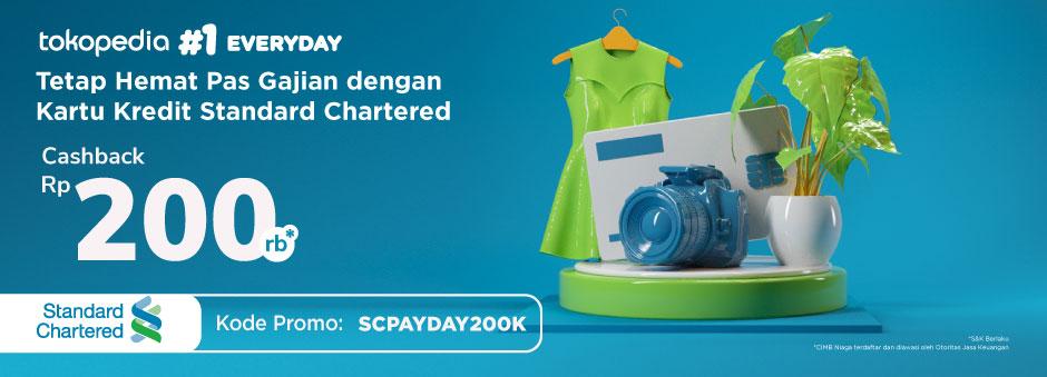 Promo Kartu Kredit Terbaru Tokopedia