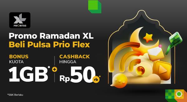 Untuk kamu pengguna XL