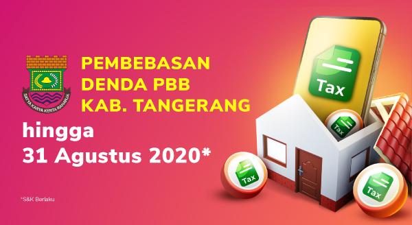 Pemutihan Denda PBB Kabupaten Tangerang