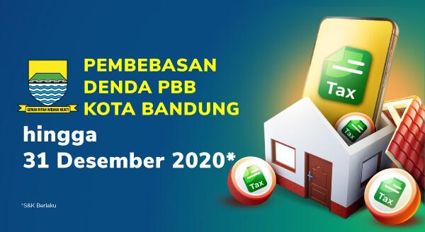 Pemutihan Denda PBB Kota Bandung