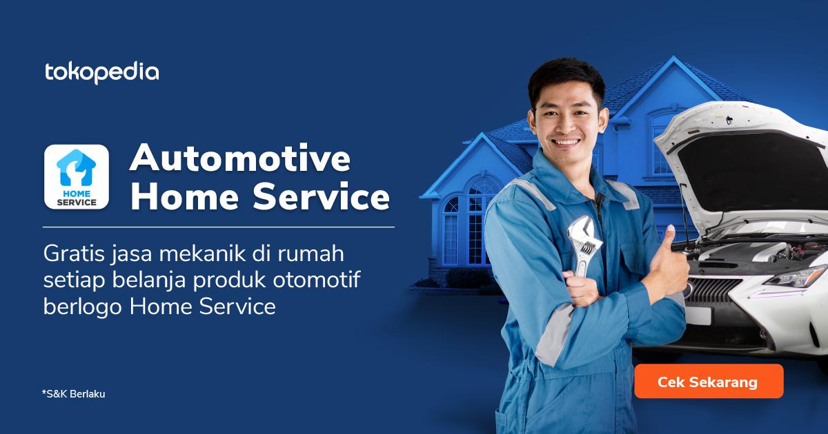 Automotive Home Service Cashback hingga Rp100.000 | Tokopedia