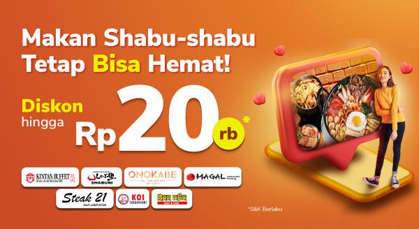 Makan Shabu-shabu, Ajak Temanmu!