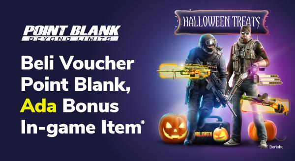 Boo.. Special Halloween Promo! 🎃