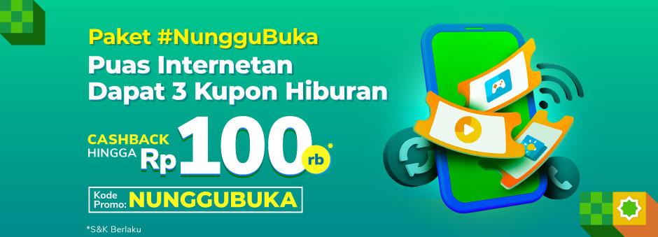Paket Lengkap #NungguBuka 📦