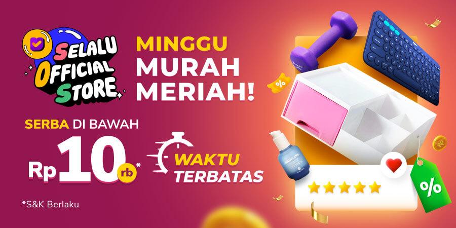 Promo Gratis Ongkir Selalu Official Store