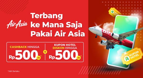 Buruan Serbu Promo Air Asia