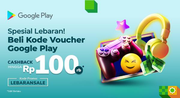 LEBARAN SALE Buat Para Gamers! 🎮