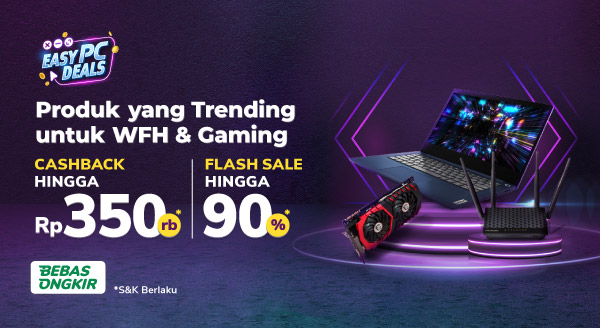 Easy PC Deals 90% Off 💻🖱️🎧