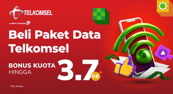Paket Internetan Buat Silaturahmi Lebaran!