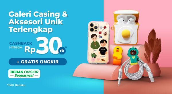 Promo Casing HP dan Gadget di Tokopedia Galeri Casing Tokopedia