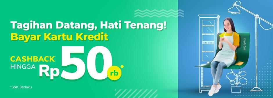 Bisa Ngirit Bayar Kartu Kredit